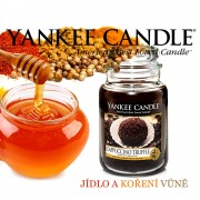 Yankee Candle - Cappuccino Truffle - velká