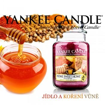 Yankee Candle - Home Sweet Home - velká