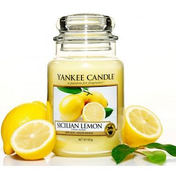 Yankee Candle - Sicilian Lemon - velká
