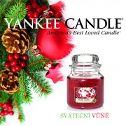 Yankee Candle - Berry Trifle - střední