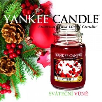 Yankee Candle - Berry Trifle - velká