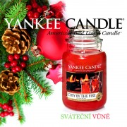 Yankee Candle - Cosy By The Fire - velká