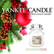 Yankee Candle - Winter Glow - střední
