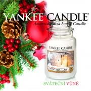 Yankee Candle - Winter Glow - velká