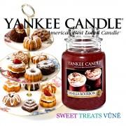 Yankee Candle - Vanilla Bourbon - velká